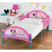 Character Junior Bed - Minnie Mouse