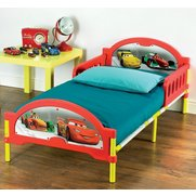 Character Junior Bed - Cars