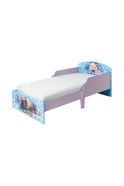 Wooden Toddler Bed - Disney Frozen