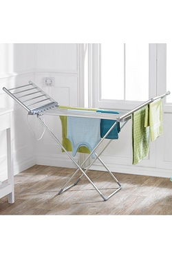 Beldray Electric Heated Airer With Wings