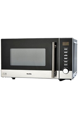 Breville 20L Digital Microwave With...