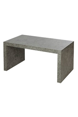 Stone-Effect Coffee Table