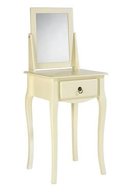Antoinette Dressing Table With Mirror