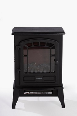 Warmlite Small Stove Fire