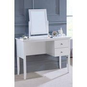 Dressing Table & Mirror Set