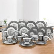 16 + 16-Piece FREE Moroccan Dinner Set