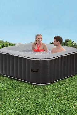 Heated Inflatable Spa