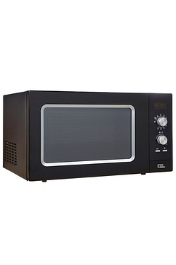 EGL Black Digital Microwave