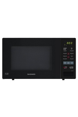 Daewoo Digital Black Microwave