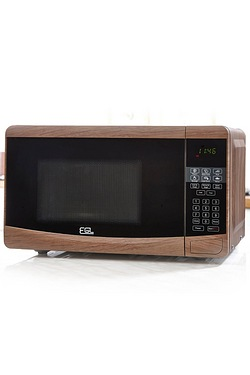 20 Litre Wood-Effect 700W Digital M...
