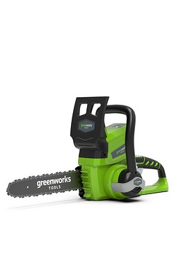 Greenworks G24CSK2 Cordless Chainsaw