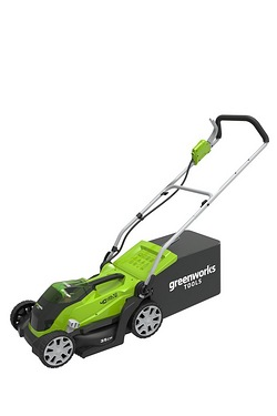 Greenworks G40LM35K2-A Cordless Mower