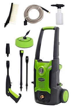 Greenworks G2 Garden Electric Pressure Washer
