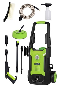 Greenworks G3 Garden Electric Pressure Washer
