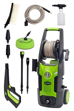 Greenworks G4 Garden Electric Pressure Washer