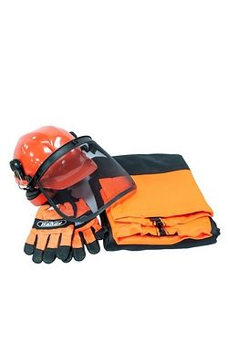The Handy Chainsaw Safety Kit