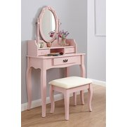Deluxe Dresser And Stool
