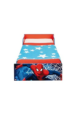 Character Toddler Bed - Spider Man