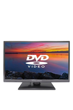 "24"" Mitchell Brown Smart TV DVD..."