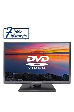 "32"" Mitchell Brown TV  DVD Combi"