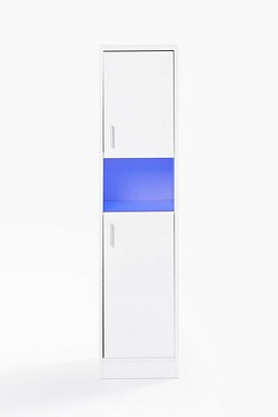 LED Tall Floor Cabinet