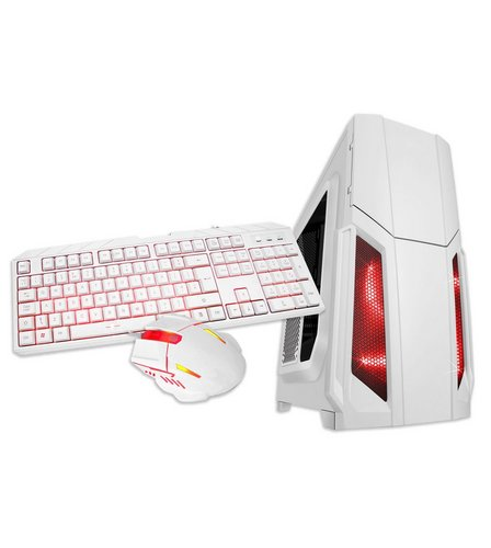 Image for Apollo Gaming PC with LED Keyboard & Mouse from ace