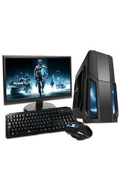 "Apollo Gaming PC Bundle: 21.5"" ..."