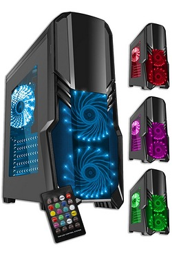 Nemesis Gaming PC: 4GB GTX 1050 Gra...