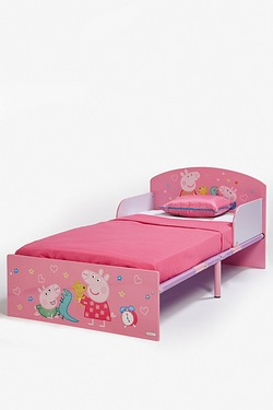 Character Toddler Bed - Peppa Pig