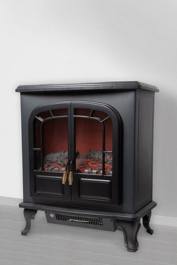 Warmlite 2 Door Electric Stove Fire