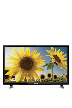 "Sharp 32"" Freeview HD Smart LED TV"