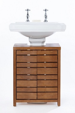 hawkes bay under basin unit - Bathroom Units