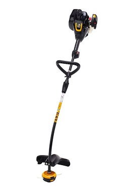McCulloch Trimmac 2 Stroke Curved Shaft Petrol Line Trimmer