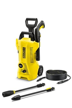 Karcher K2 Full Control Pressure Washer with Free Bike Kit