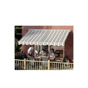 Patio Awning - Multi Stripe