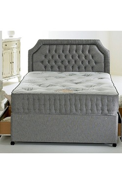 Affinity Pocket Divan Set - 2 Drawers