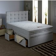 All Seasons Divan Set - 4 Drawers