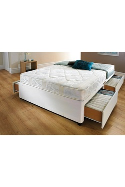 Star Divan Bed Set - 4 Drawer
