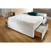 Star Divan Bed Set - 2 Drawer
