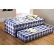 Bed With Trundle Guest Bed