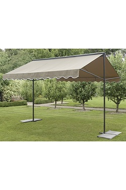 Retracting Gazebo