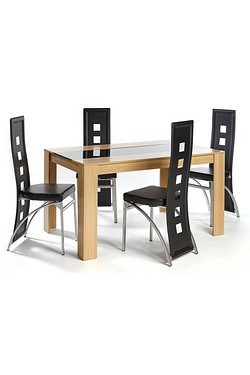 Hudson 5-Piece Dining Set