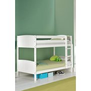 Solid Pine Bunk Bed - With Mattress