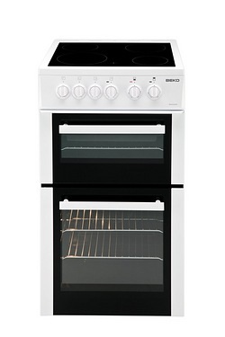 Beko 50cm Twin Cavity Electric Cook...