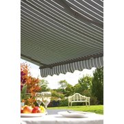 Patio Awning - Grey