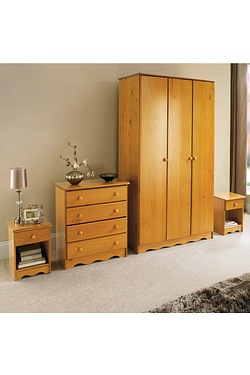 Trafford 4-Piece Bedroom Set