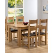 Constance Dining Chairs - Oak