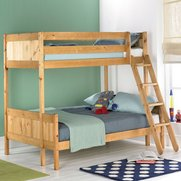 Solid Pine Triple Sleeper - With Ma...