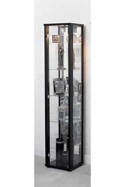 1 Door Glass Display Cabinet