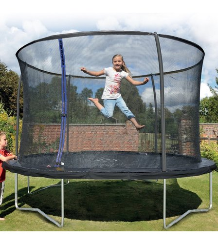 Image for Trampoline and Enclosure from studio